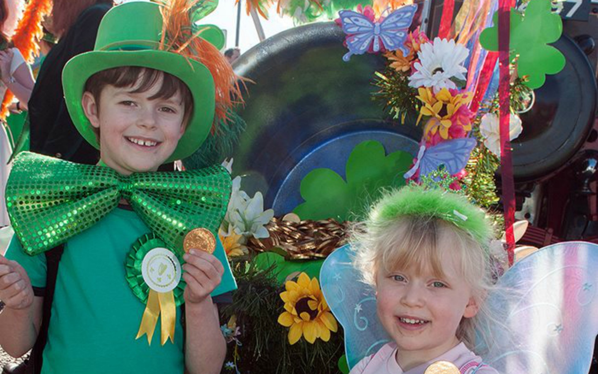 Birmingham St. Patrick's Day Festival
