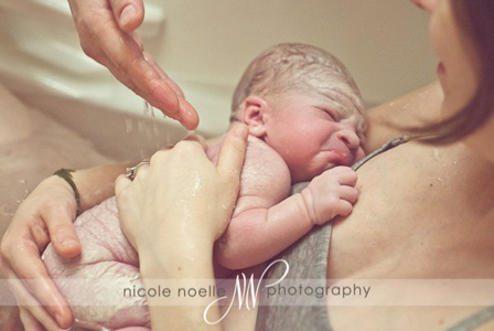 Birth photo