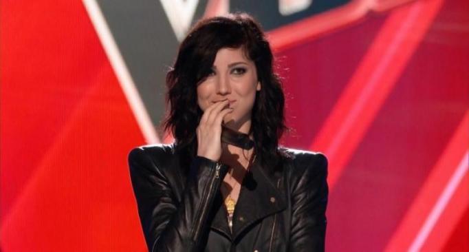 Briana Cuoco The Voice