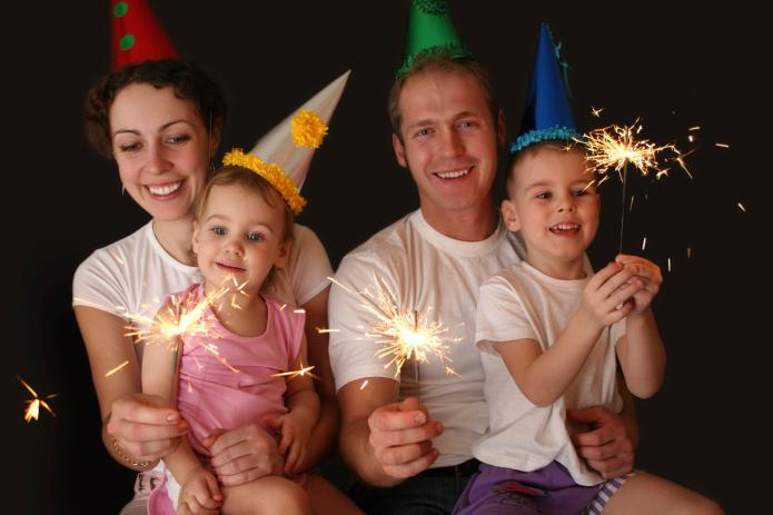 New Year's Eve Party for Children and Adults