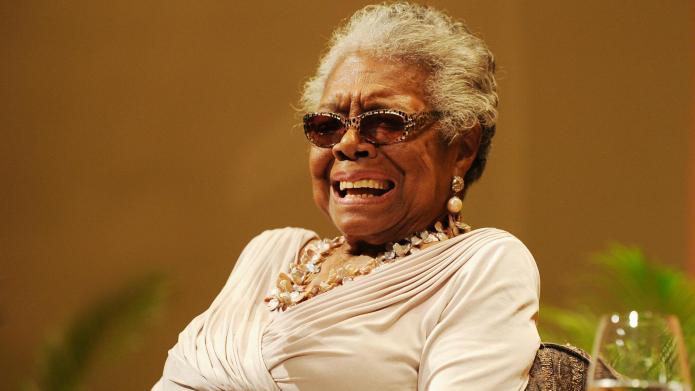 Poet, writer Maya Angelou dies at