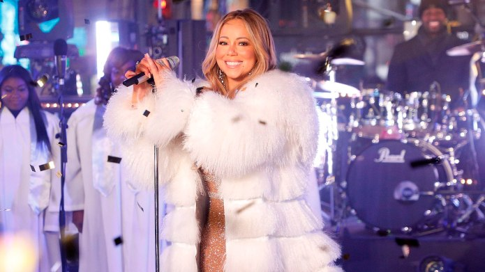 Mariah Carey Is Ready to Conquer