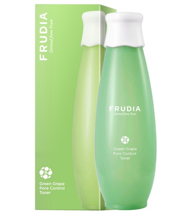 Seriously Good Beauty Products at CVS : Frudia Green Grape Pore Control Toner | Drugstore Beauty