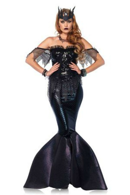 Sexy Halloween Costumes: Dark Water Siren