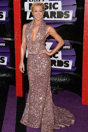 Kellie Pickler sparkles in Tacori jewels