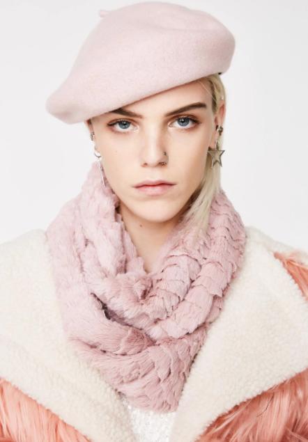 Ways to Wear an Infinity Scarf | Dolls Kill You're a Softie infinity scarf