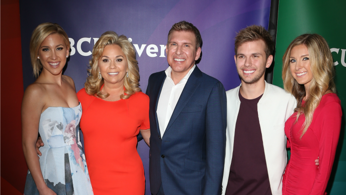 Todd Chrisley's new business venture confirms