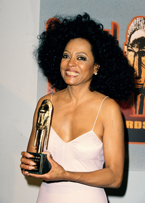 Most Iconic Hairstyles of All Time | Diana Ross