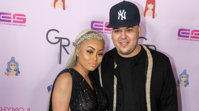 Blac Chyna shares first picture of