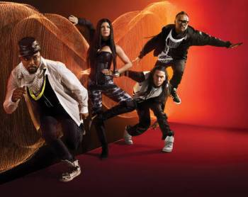 Black Eyed Peas see The E.N.D. as the beginning