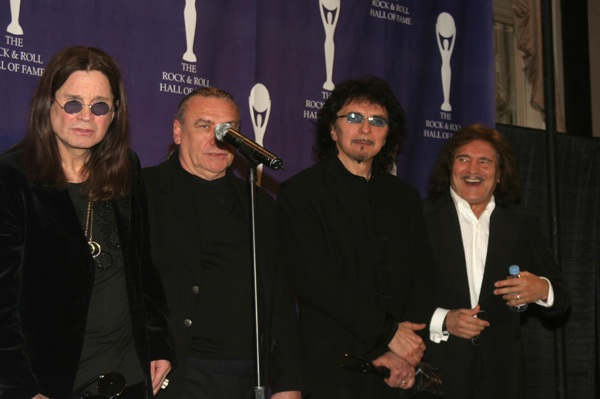 Black Sabbath Reunion 2012