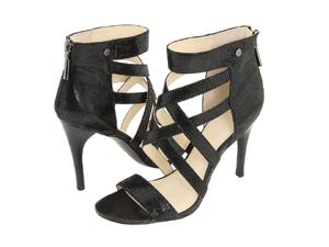 Black Calvin Klein heels