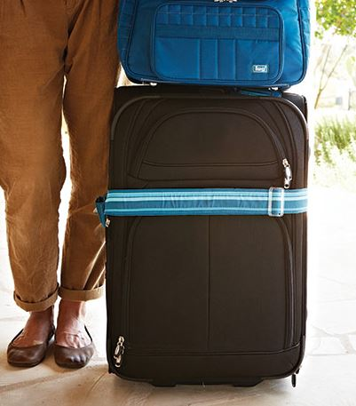 10 Clever Ways To Make Your Luggage Stand Out In A Crowd Sheknows