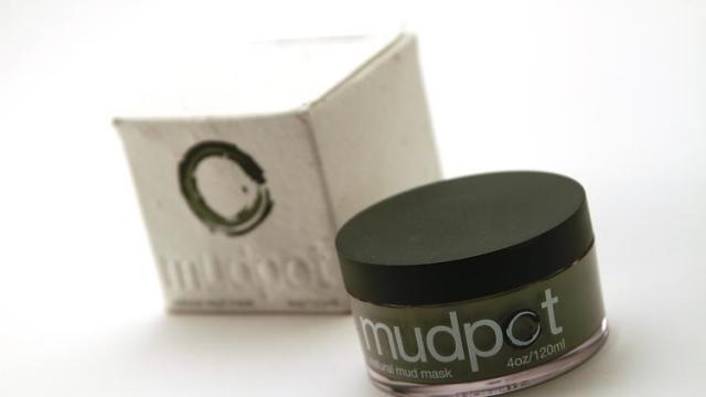 Black Rock Mud Company Mudpot Natural Mud Mask