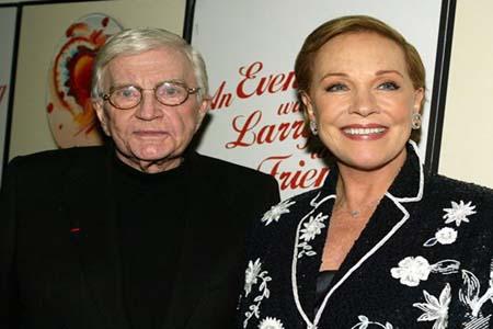Julie Andrews' husband Blake Edwards dies at 88