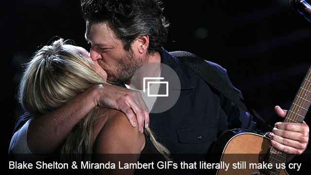 Blake and Miranda GIFs slideshow
