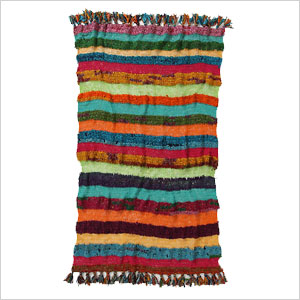 Sari throw