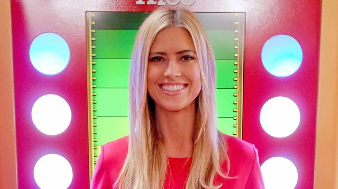 Christina El Moussa will play nice