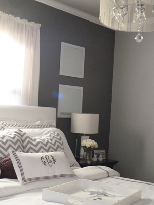 Bliss At Home - blogger bedroom