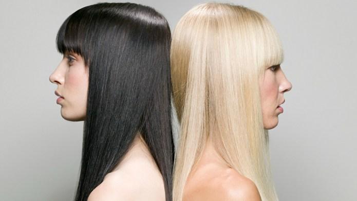 A Hair Gloss Treatment Gives You