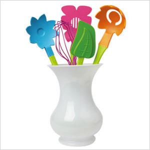 Bloom Utensil set