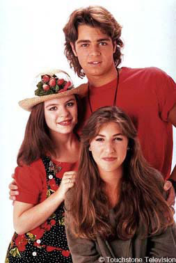 Joey Lawrence: the hearthrob in Blossom