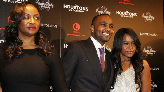 Bobbi Kristina's aunt is finally saying