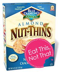 Blue Diamond Natural Almond Nut Thins