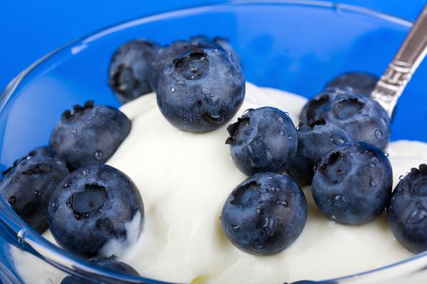 Blueberry Yougurt
