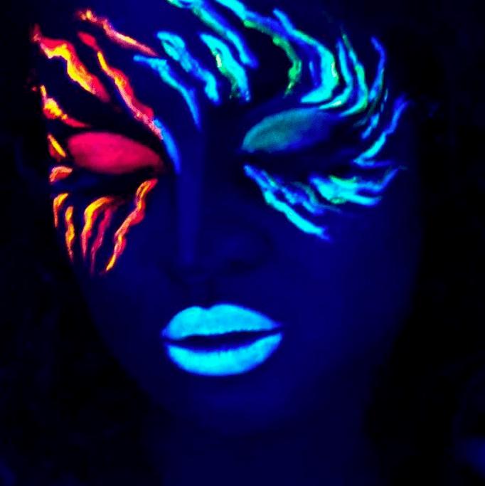 UV makeup