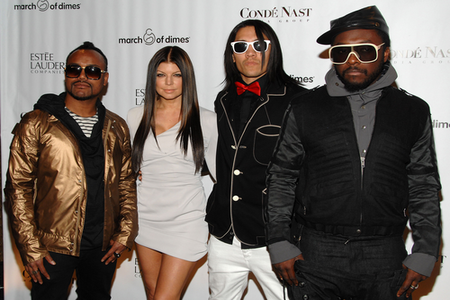 Black Eyed Peas disappointed after lightning