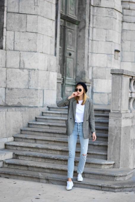 Modern Ways to Wear Blazers: The Katiquette | Fall Fashion 2017