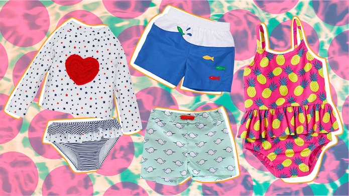 20 Super-Cute Baby Swimsuits