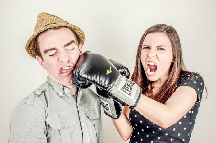 What women say vs. what men