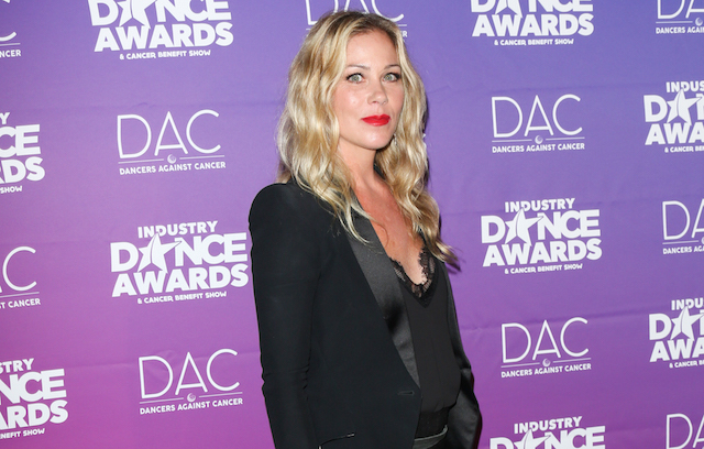 Christina Applegate attends the 2017 Industry Dance Awards and Cancer Benefit show at Avalon