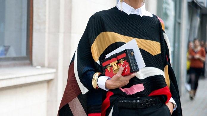 12 Ways to Wear a Cape