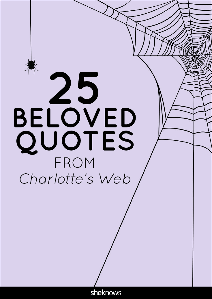 these charlotte s web quotes about life friendship are