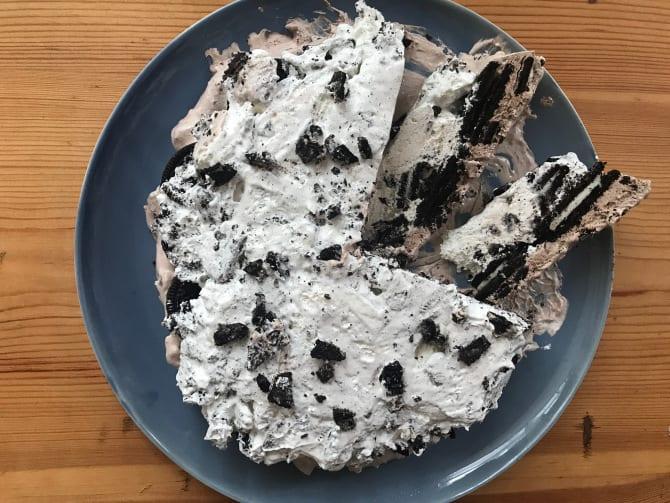No Bake Cake