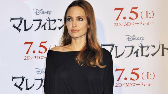 Angelina Jolie's Maleficent heels could be