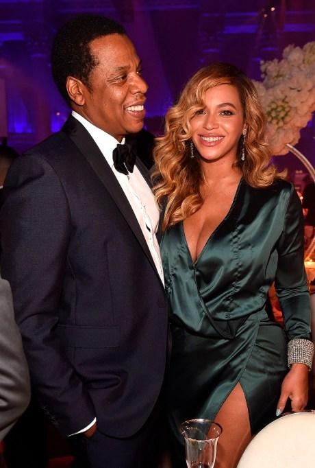 Beyoncé Jay Z September 2017