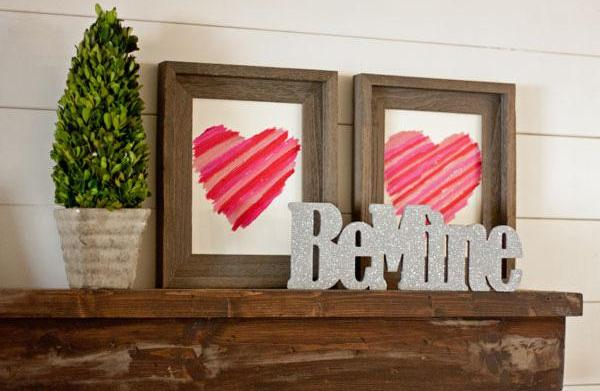 Easy ways to decorate your mantel