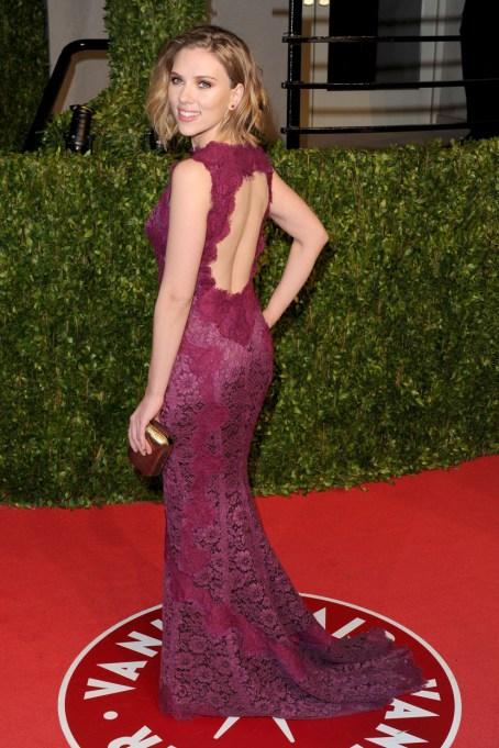 Ultra Violet On The Red Carpet | Scarlett Johansson