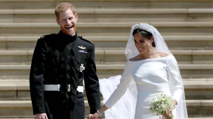 What's Actually in the Royal Wedding