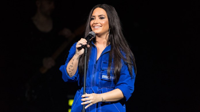 Demi Lovato's Latest Concert Series Gives
