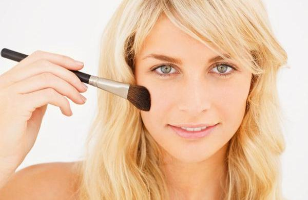 Best blush for blondes