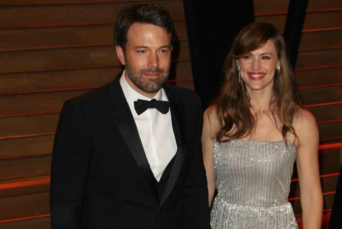 Ben Affleck on daddy duty: Jennifer