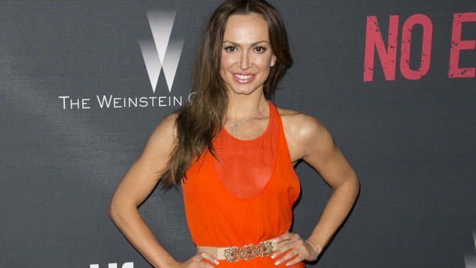 Karina Smirnoff makes all our Dancing