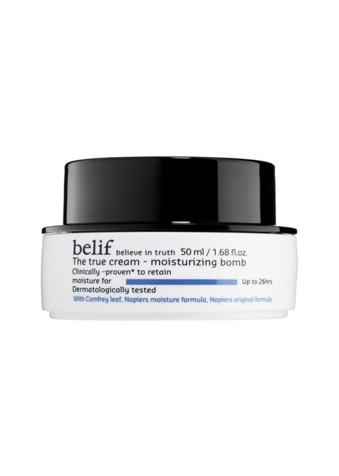 Ultra Rich Moisturizers For The Cold Weather | Belif The True Cream Moisturizing Bomb