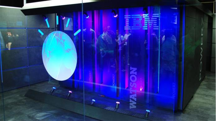 Watson the supercomputer is here to
