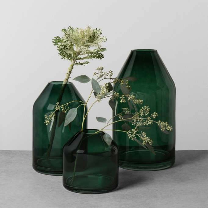 Target Glass Jug Vase - Hearth & Hand™ with Magnolia